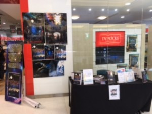Dymocks Book Signing January 2018