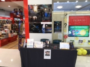 Dymocks 19 Mar 2017