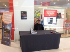 Dymocks Book Signing (small)